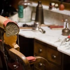 Een expert in scheren